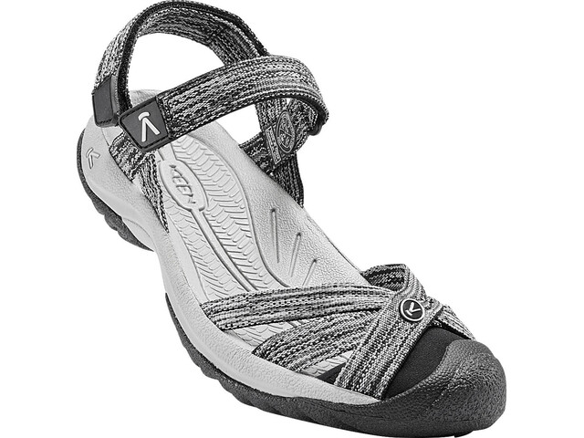 Keen Bali Strap Sandalias Mujer, neutral gray/black